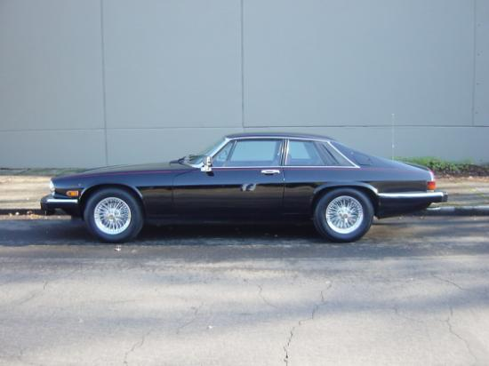Jaguar XJ-S photo